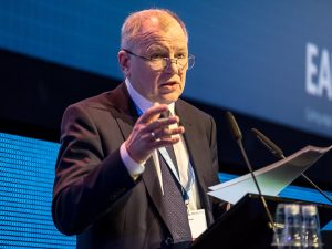 EU Commissioner Vytenis Andriukaitis on eUROGEN