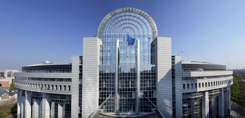 EU Parliament Brussels