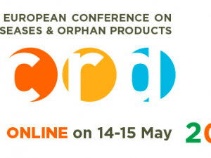 Poster accepted for European Conference on Rare Diseases & Orphan Products