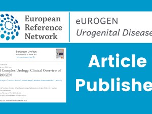 Article Published – Rare and Complex Urology: Clinical Overview of ERN eUROGEN